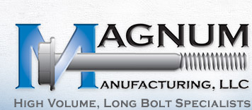 Magnum Manufacturing, LLC | High Volume, Long Bolt Specialists